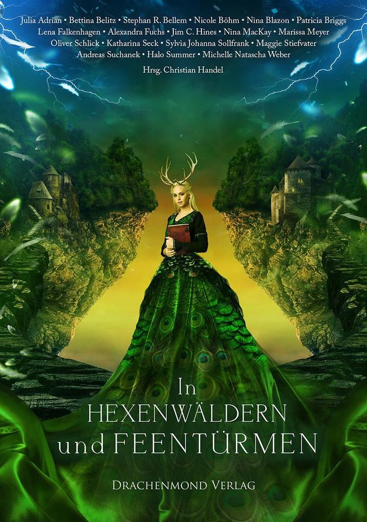 In Hexenwäldern und Feentürmen als Buch (kartoniert)