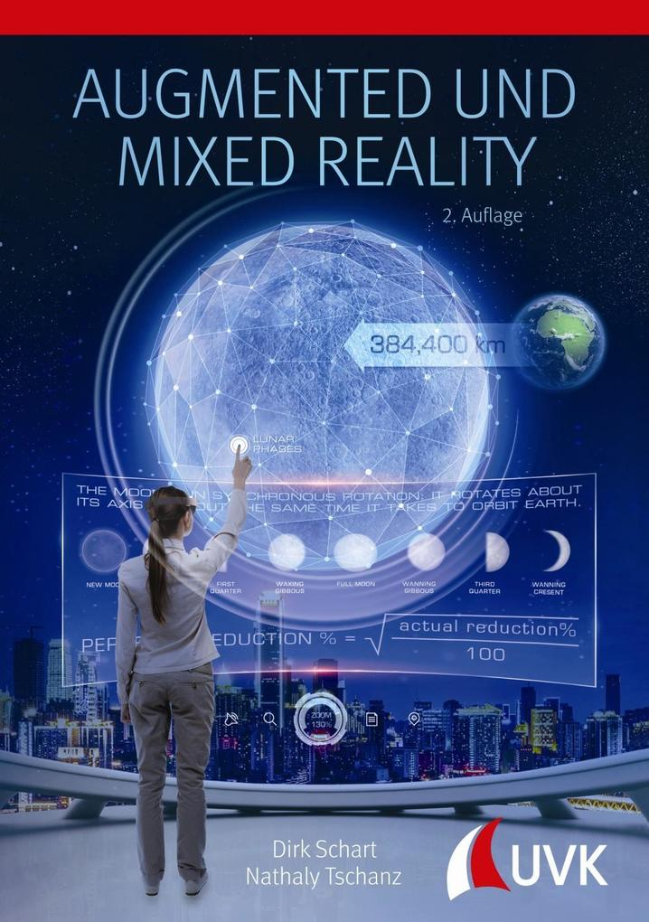 Augmented und Mixed Reality als Buch
