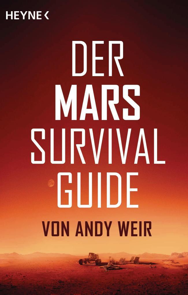 Der Mars Survival Guide als eBook