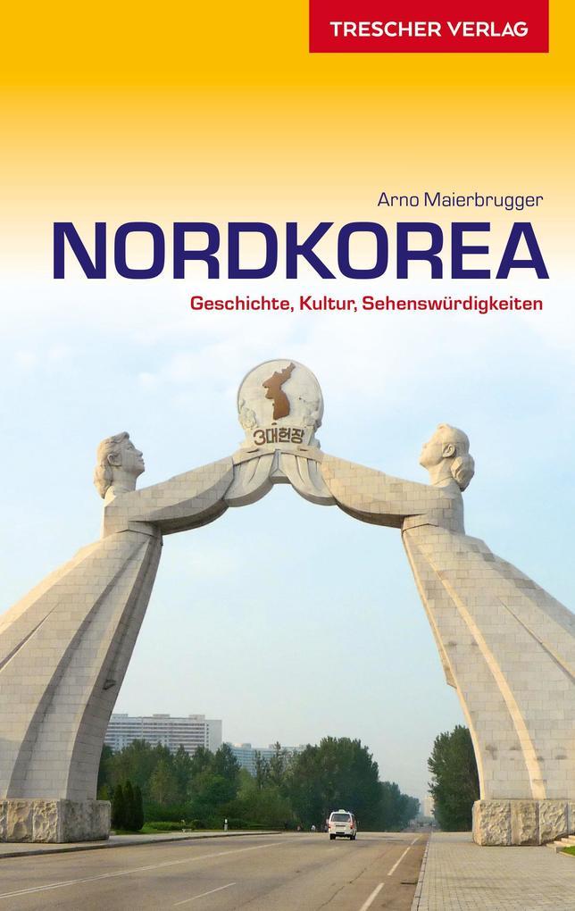 Reiseführer Nordkorea als Buch (kartoniert)