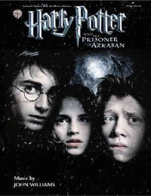 Selected Themes from the Motion Picture Harry Potter and the Prisoner of Azkaban: Original Piano Solos als Taschenbuch
