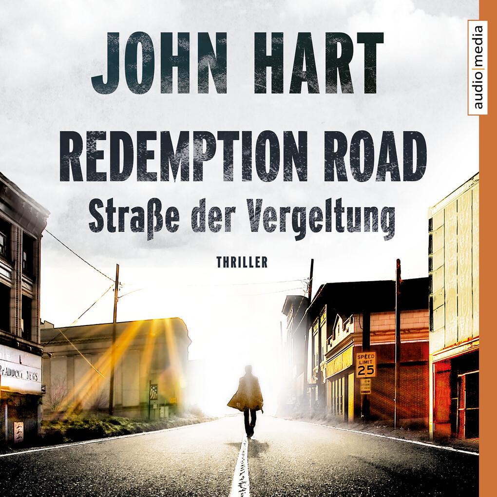 Redemption Road ' Straße der Vergeltung als Hörbuch Download