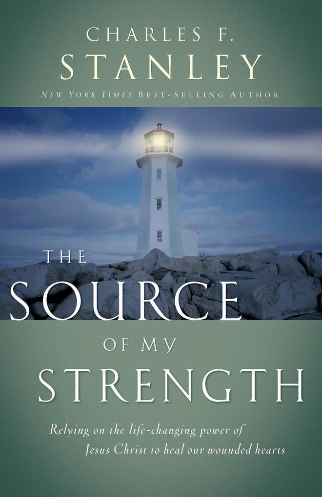 The Source of My Strength als Taschenbuch