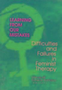 Learning from Our Mistakes als Buch (gebunden)