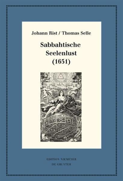Sabbahtische Seelenlust (1651) als Buch (gebunden)