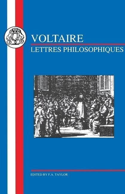 Voltaire: Lettres Philosophiques als Taschenbuch