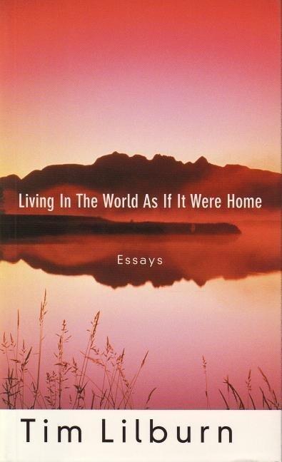 Living in the World as If It Were Home als Taschenbuch