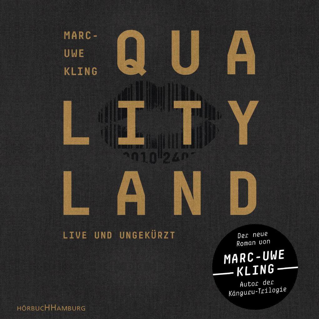 QualityLand als Hörbuch Download