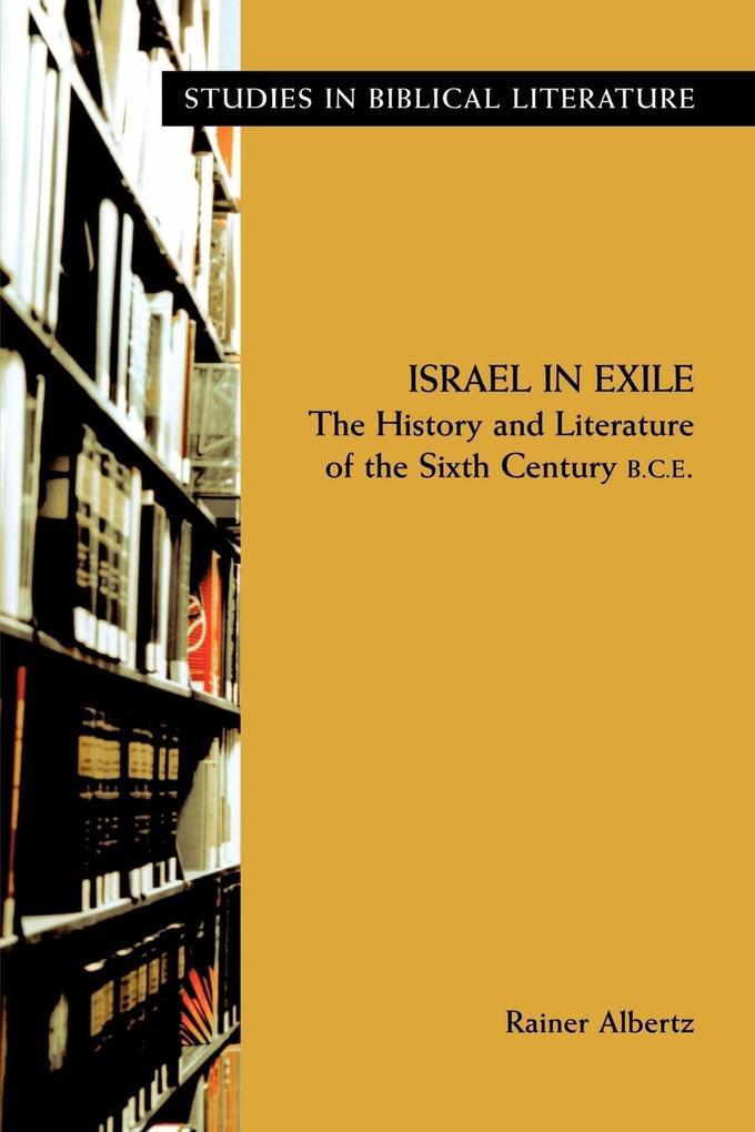 Israel in Exile als Taschenbuch