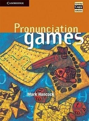 Pronunciation Games als Buch (kartoniert)
