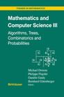 Mathematics and Computer Science III