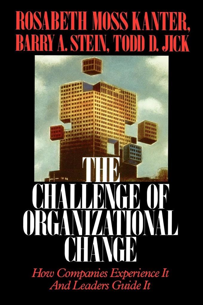 Challenge of Organizational Change als Buch (kartoniert)