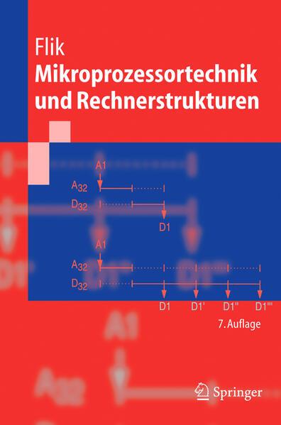 Mikroprozessortechnik und Rechnerstrukturen als Buch (gebunden)