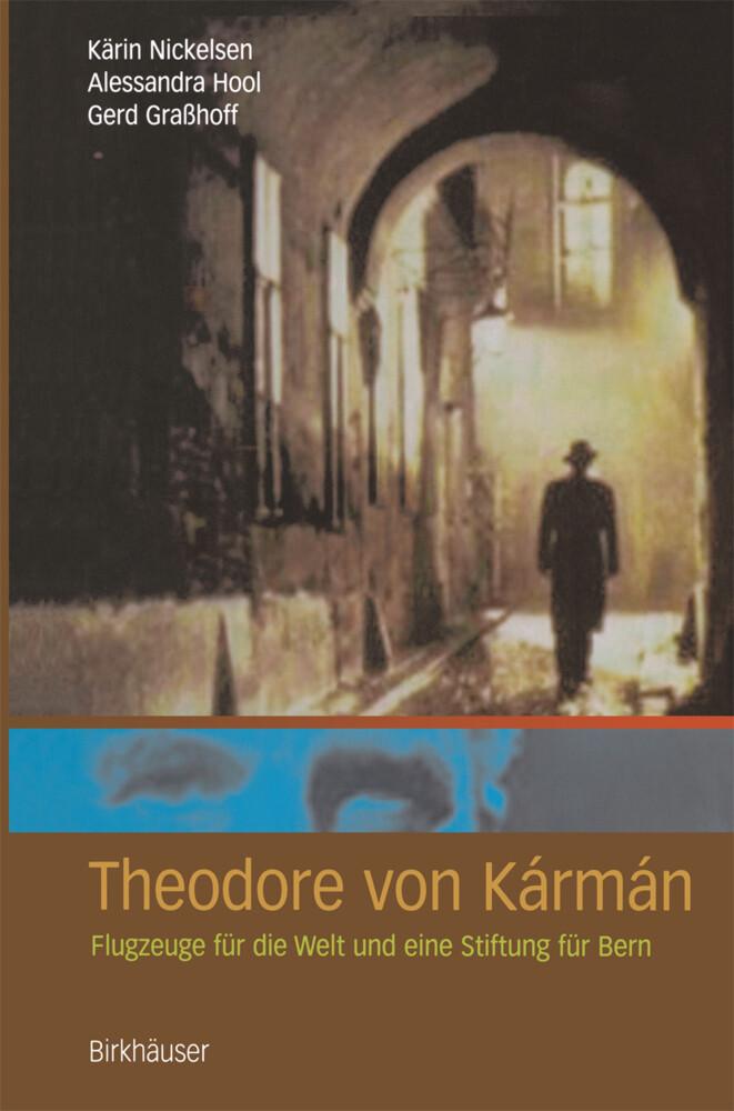 Theodore von Kármán als Buch (gebunden)