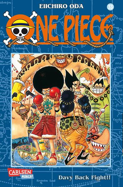 One Piece 33. Davy Back Fight!! als Buch (kartoniert)