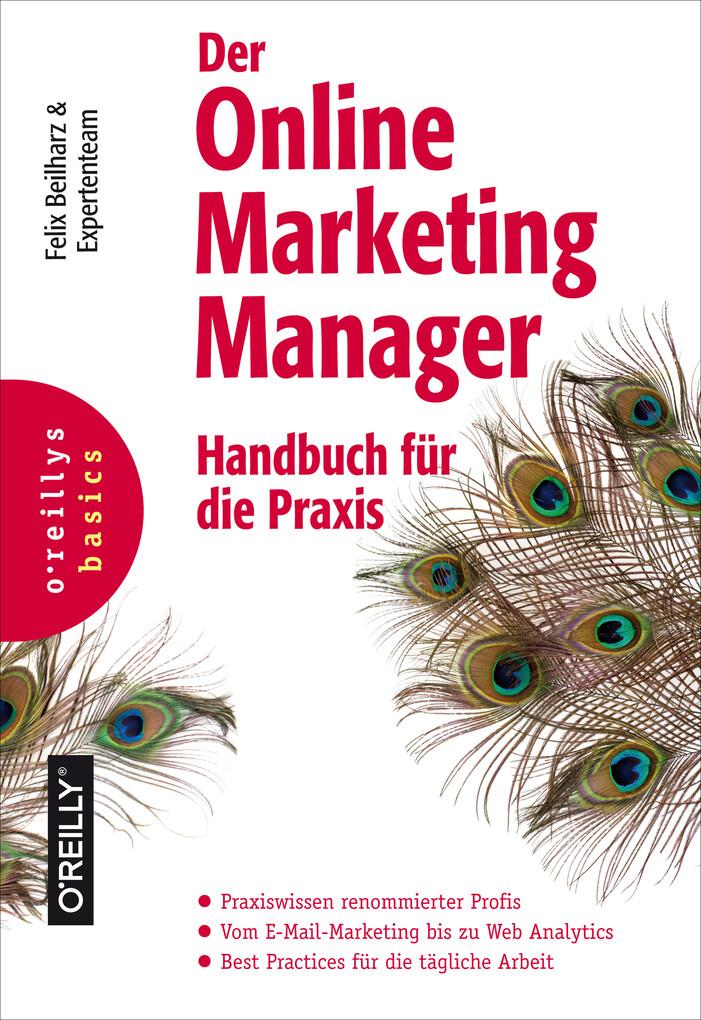 Der Online Marketing Manager als eBook