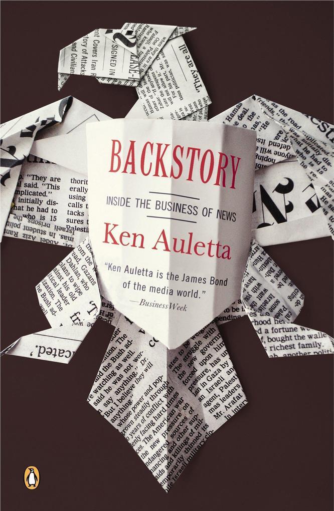 Backstory: Inside the Business of News als Taschenbuch