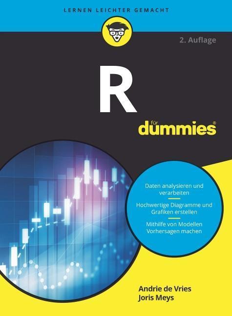R für Dummies als Buch (kartoniert)