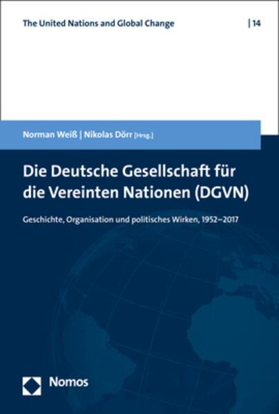 Die Deutsche Gesellschaft für die Vereinten Nationen (DGVN) als Buch (kartoniert)