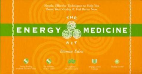 The Energy Medicine Kit als Taschenbuch