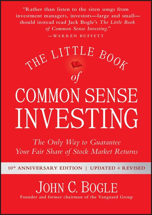 The Little Book of Common Sense Investing als eBook epub