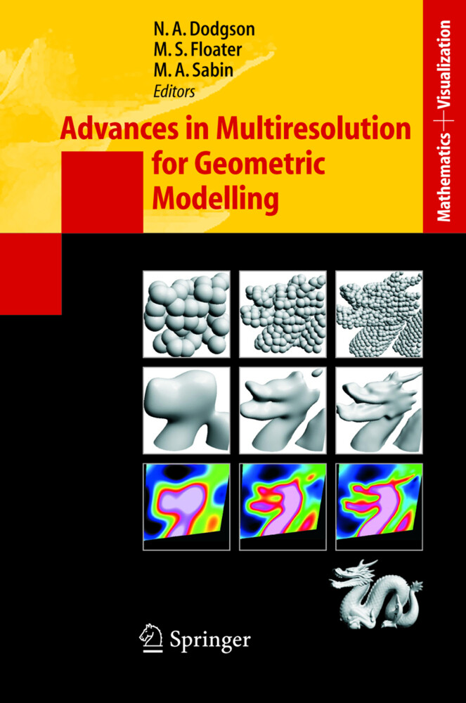 Advances in Multiresolution for Geometric Modelling als Buch (gebunden)