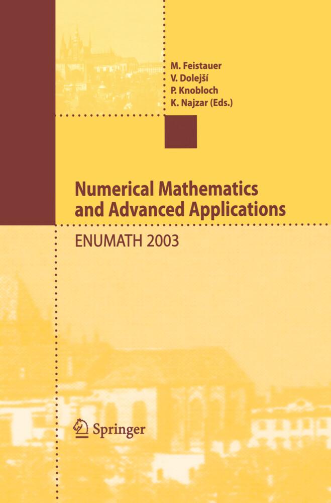 Numerical Mathematics and Advanced Applications als Buch (gebunden)