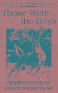 Those Were the Days als Taschenbuch