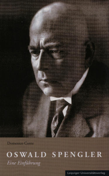 Oswald Spengler als Buch (kartoniert)