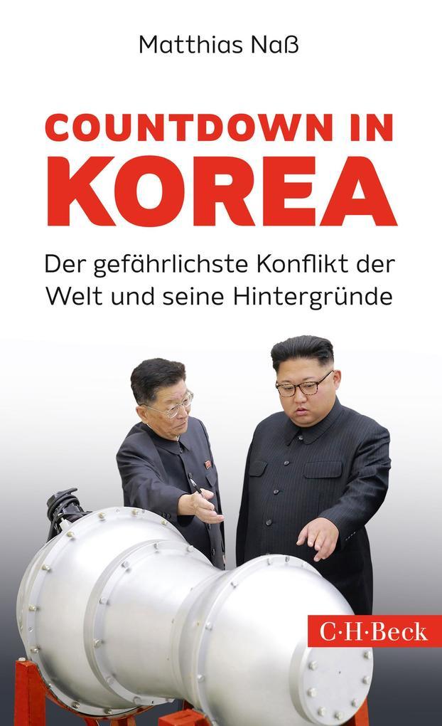 Countdown in Korea als eBook epub