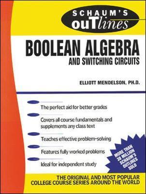 Schaum's Outline of Boolean Algebra and Switching Circuits als Taschenbuch