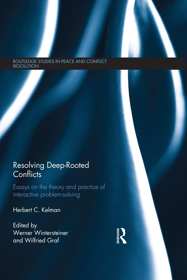 Resolving Deep-Rooted Conflicts als eBook epub