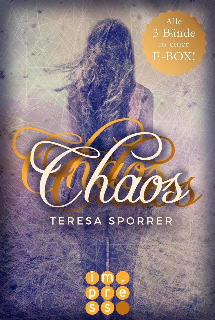 Die E-Box zur Chaos-Reihe mit allen Bänden der Fantasy-Trilogie! (Die Chaos-Reihe) als eBook epub