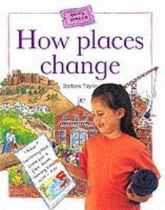 How Places Change als Taschenbuch
