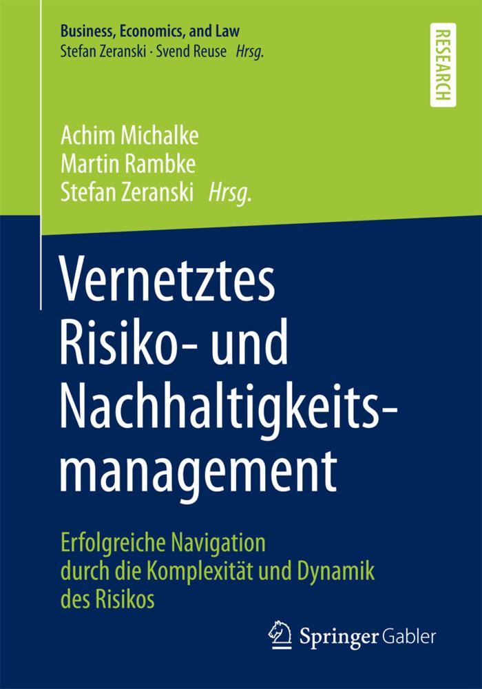 Vernetztes Risiko- und Nachhaltigkeitsmanagement als Buch (kartoniert)