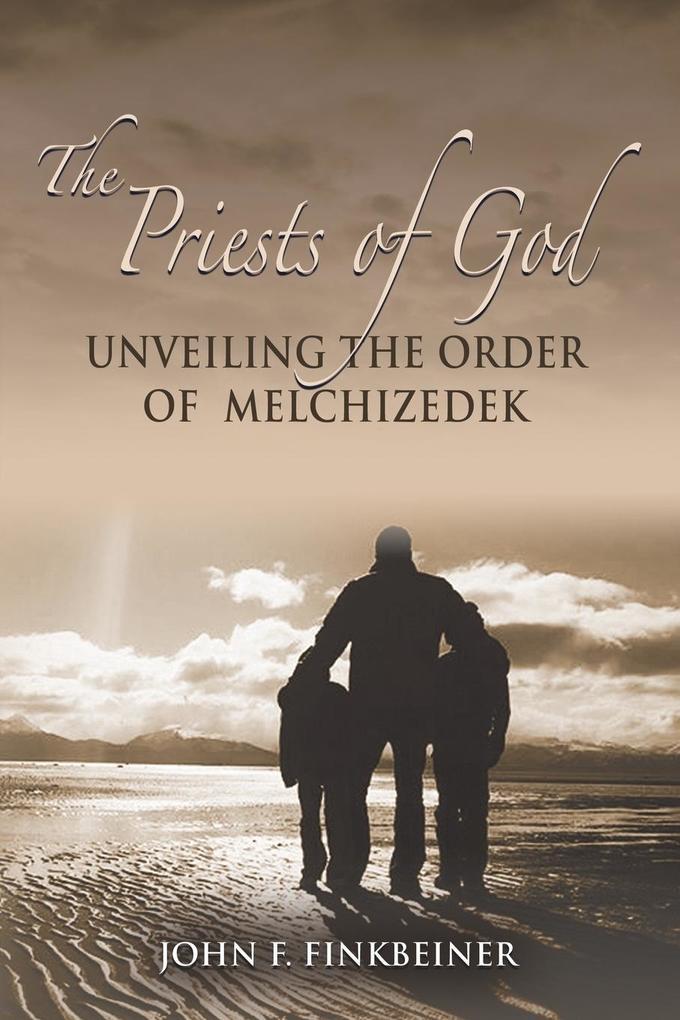 THE PRIESTS OF GOD als Taschenbuch