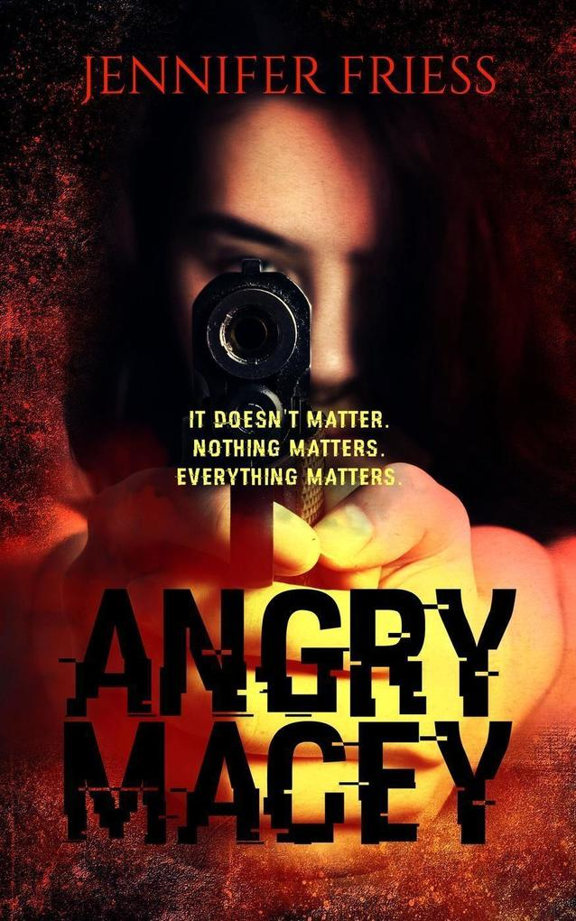 Angry Macey als eBook epub