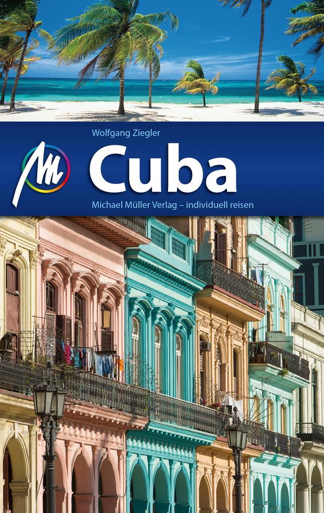 Cuba Reiseführer Michael Müller Verlag als eBook epub