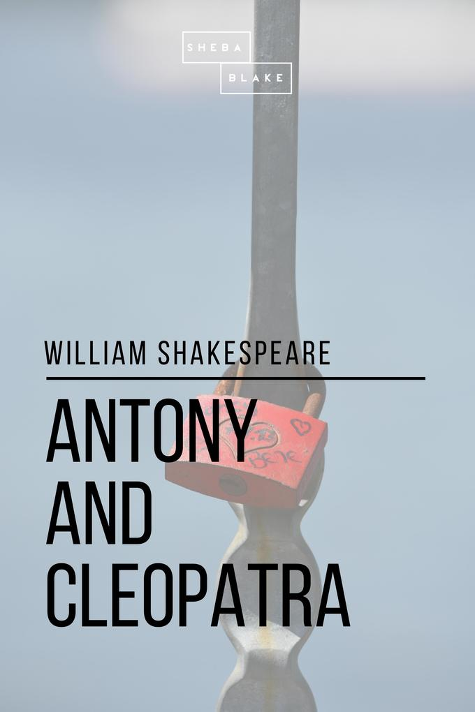 Antony and Cleopatra als eBook epub