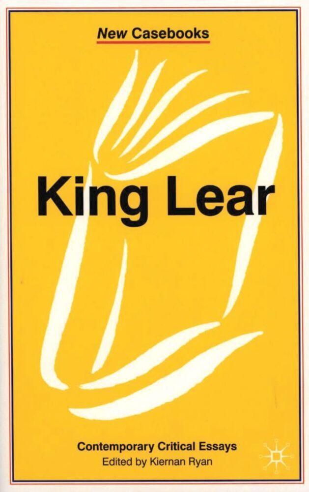 King Lear als Buch (kartoniert)