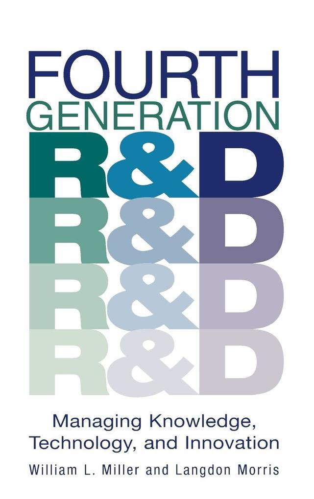 Fourth Generation R D als Buch (gebunden)