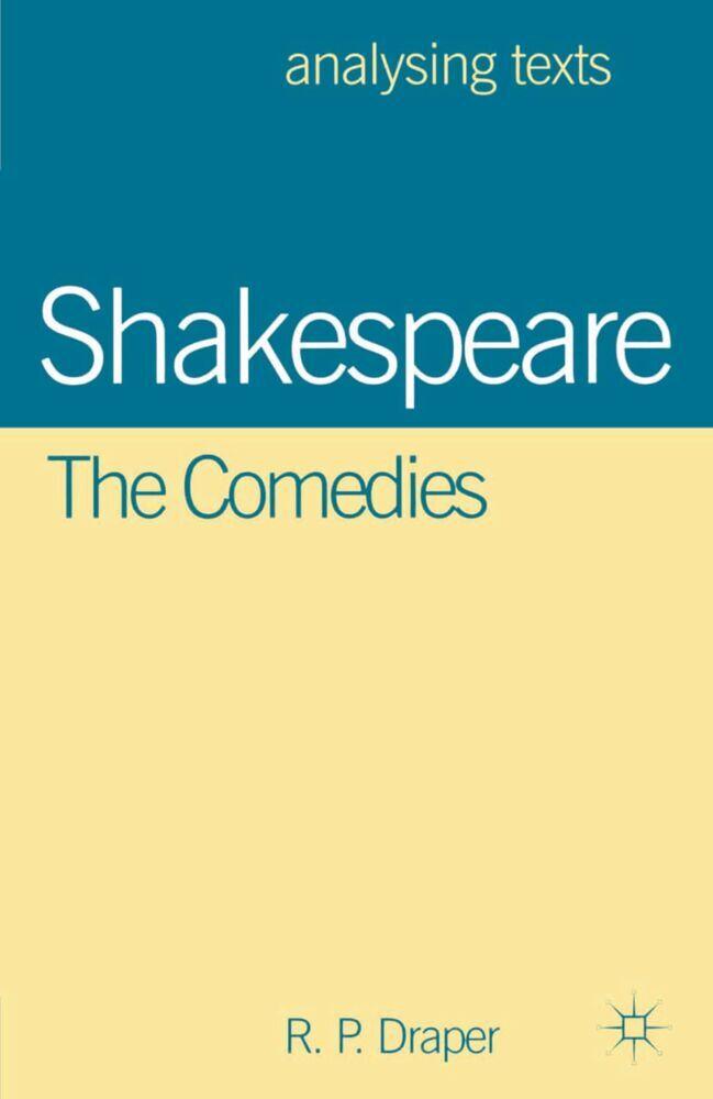 Shakespeare: The Comedies als Buch (kartoniert)