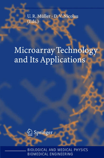 Microarray Technology and Its Applications als Buch (gebunden)
