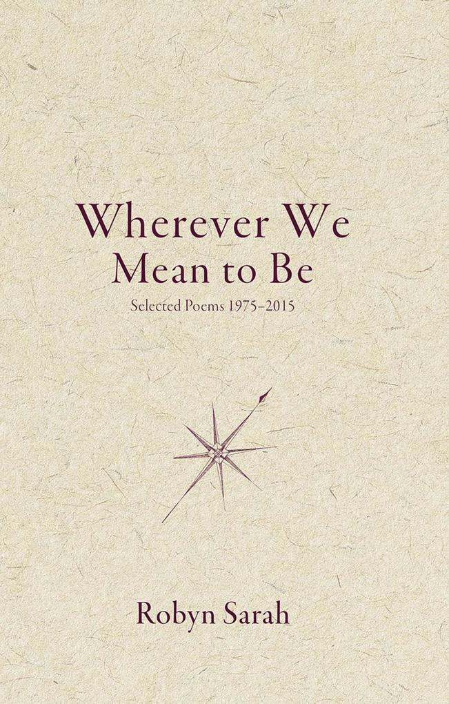 Wherever We Mean to Be als eBook epub