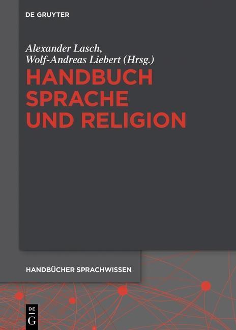 Handbuch Sprache und Religion als eBook pdf