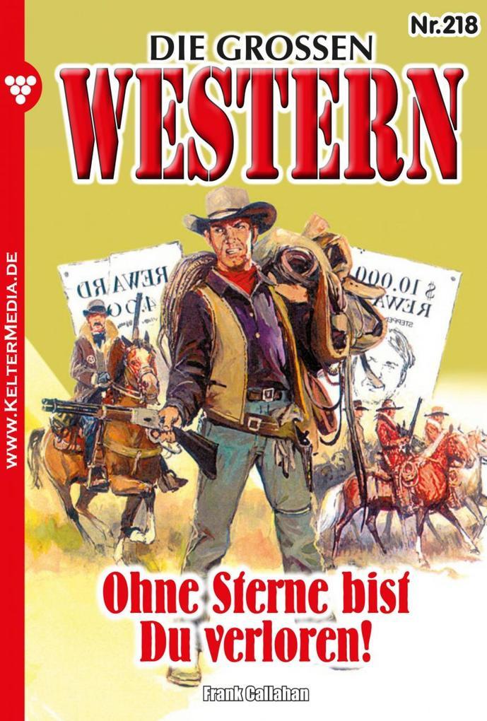 Die großen Western 218 als eBook epub