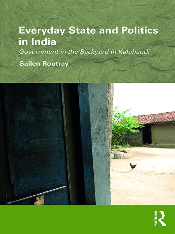 Everyday State and Politics in India als eBook epub