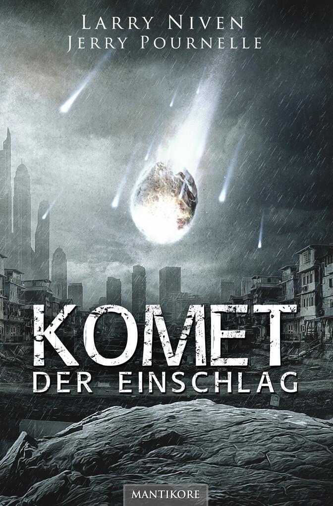 Komet - Der Einschlag als eBook epub