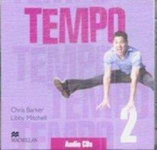 Tempo 2 Audio CD International x2 als CD