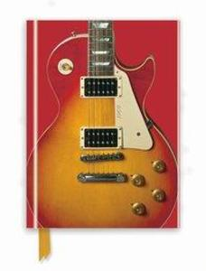 Gibson Les Paul Guitar, Sunburst Red (Foiled Journal) als Sonstiger Artikel